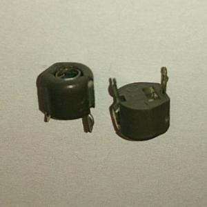 Подстроечный конденсатор dip 120pf