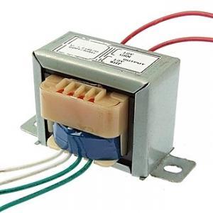 Трансформатор сетевой EI41*20 220v to 2x12v 4W