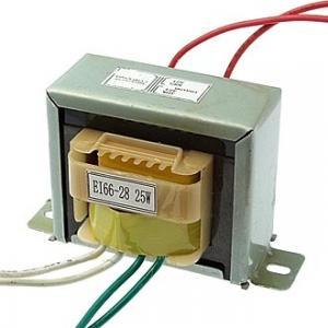 Трансформатор сетевой EI66*28 220v to 2x12v 25W