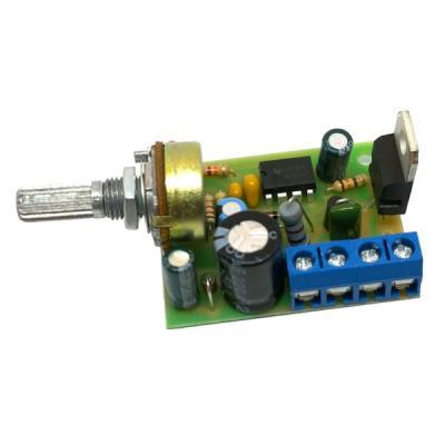 Регулятор мощности DC ШИМ регулятор мощности 10А