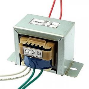 Трансформатор сетевой EI57*35 220v to 2x12v 25W