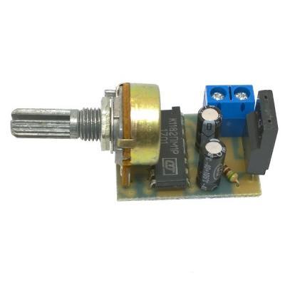 Регулятор мощности AC Фазовый регулятор мощности 12А