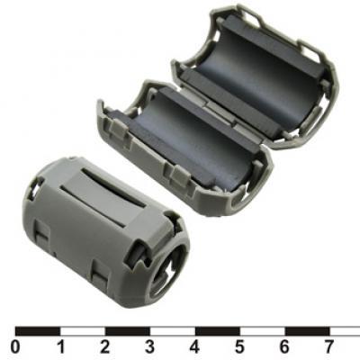 Ферритовый фильтр ZCAT2436-1330A (grey)
