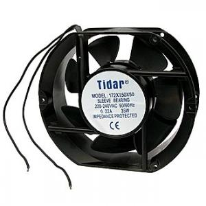 Вентилятор AC 172x150x50 (220v/0,22A) RQA172x150x50HSL скольжения Tidar