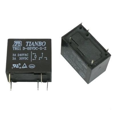 Реле электромеханическое TRG1 D-05VDC-S-Z