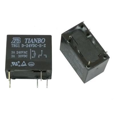 Реле электромеханическое TRG1 D-24VDC-S-Z