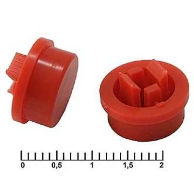 Колпачек для кнопки A24 Red