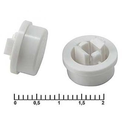 Колпачек для кнопки A24 White