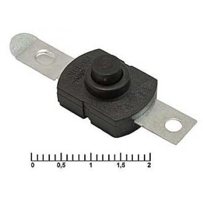 Кнопочный переключатель PBS101C395 1,5A 250V