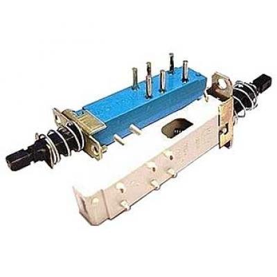 Кнопочный переключатель ПКН41-1-2