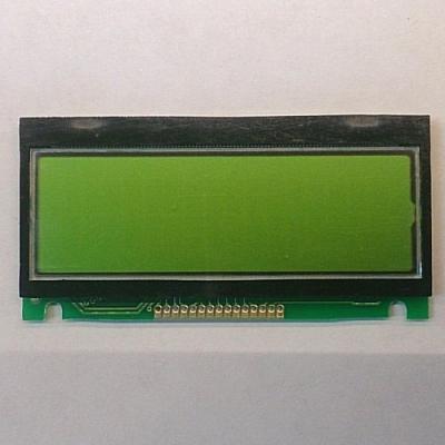 ЖК индикатор NMTC-S16208XFYHSGY-08A