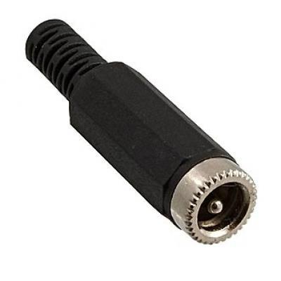 Разъем питания штырьковый TC 5.5x2.1mm Cable
