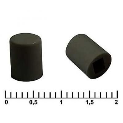 Колпачек для кнопки A06 black