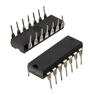 Микросхема (импорт) 74HC132N DIP14