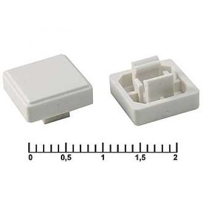 Колпачек для кнопки A14 white