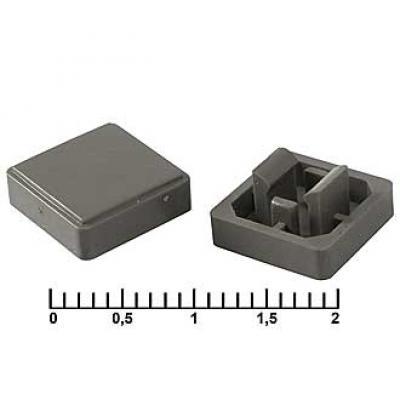 Колпачек для кнопки A14 gray