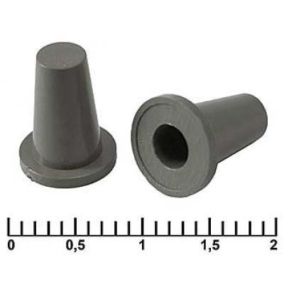 Колпачек для кнопки A07 gray