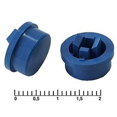 Колпачек для кнопки A24 Blue