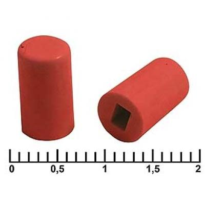 Колпачек для кнопки A04 Red