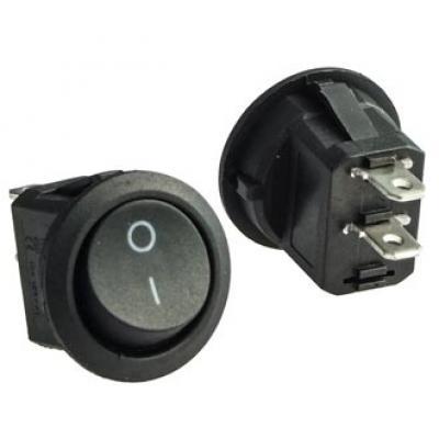 Клавишный переключатель KCD1-101-5-C3-B/2P on-off