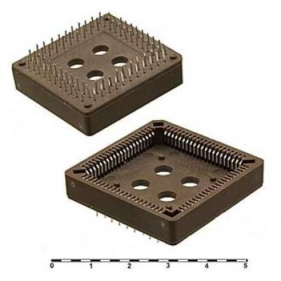 Панель для микросхем PLCC84