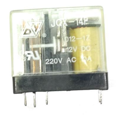 Реле электромеханическое JQX-14F 012-1Z 12VDC