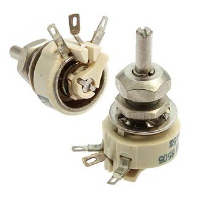 Переменный резистор ППБ-1В 1Вт 2,2КОм