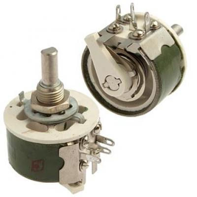 Переменный резистор ППБ-15Г-13 15Вт 100Ом