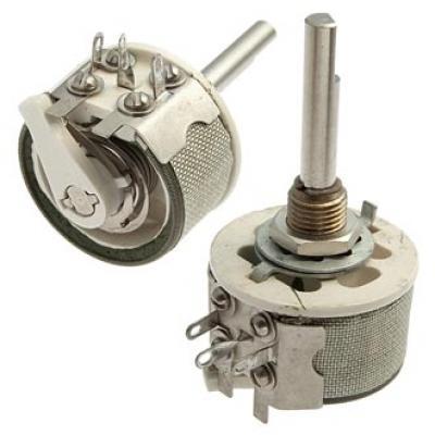 Переменный резистор ППБ-15Г 15Вт 470Ом