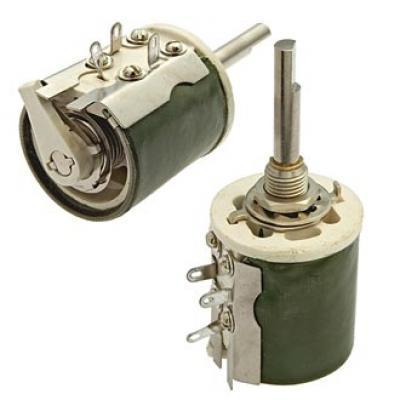 Переменный резистор ППБ-15Г-13 15Вт 15Ом