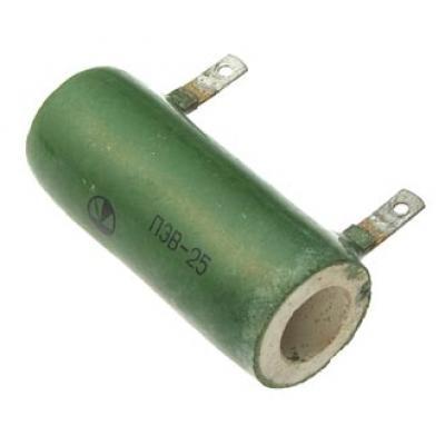 Резистор проволочный 25W ПЭВ25 25Вт 22Ом