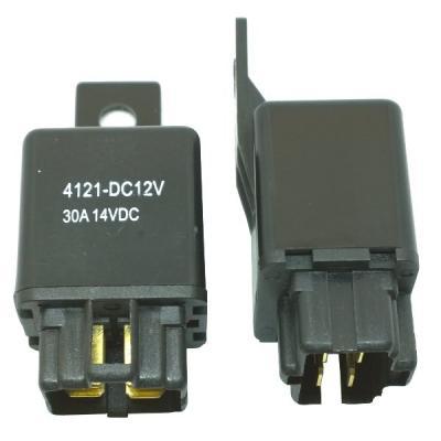 Реле электромеханическое 4121 12VDC 30A