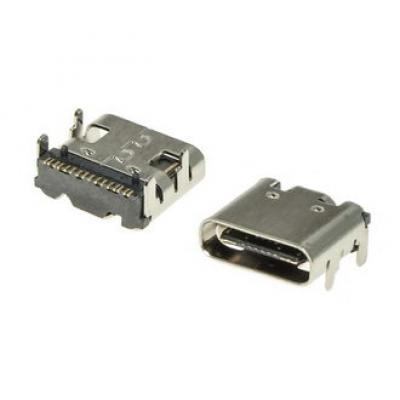 Разъем USB Type-C USB3.1 TYPE-C 16PF-015