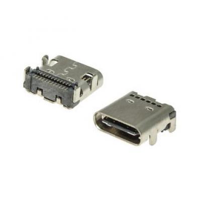 Разъем USB Type-C USB3.1 TYPE-C 24PF-014