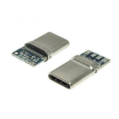 Разъем USB Type-C USB3.1 TYPE-C 24PM-024
