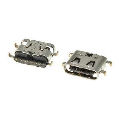 Разъем USB Type-C USB3.1 TYPE-C 16PF-076