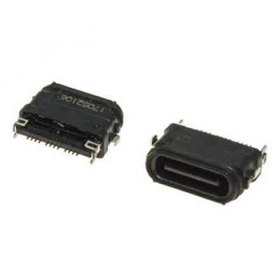 Разъем USB Type-C USB3.1 TYPE-C 24PF-068