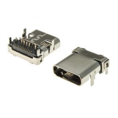 Разъем USB Type-C USB3.1 TYPE-C 24PF-002
