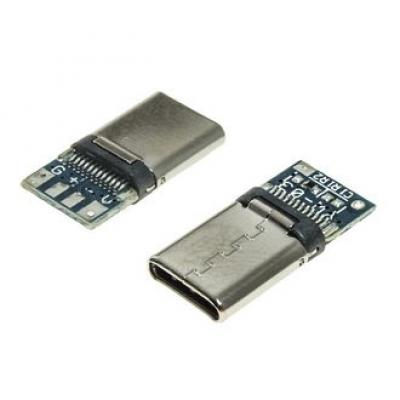 Разъем USB Type-C USB3.1 TYPE-C 24PM-035