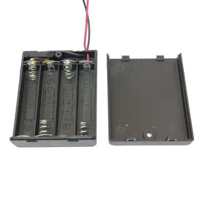 Батарейный отсек ААА Закрытые 4х1