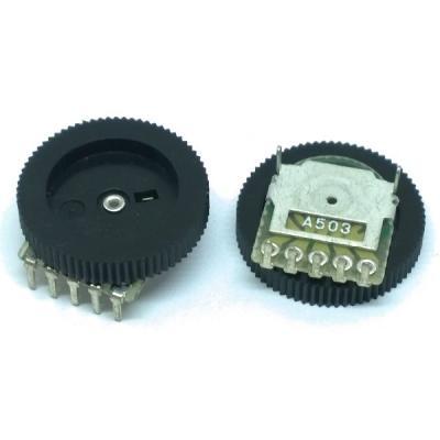 Переменный резистор R1001G22B1-A503 2х50к