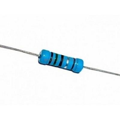 Резистор постоянный 1W (MF) 5% китай 0.68 ом
