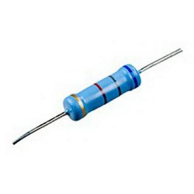 Резистор постоянный 2W (MF) 5% китай 0.51 ом