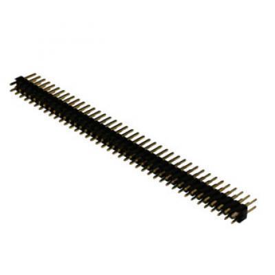 штыри для плат PLD 2x40 (PLD-80 шаг 2.54 мм)