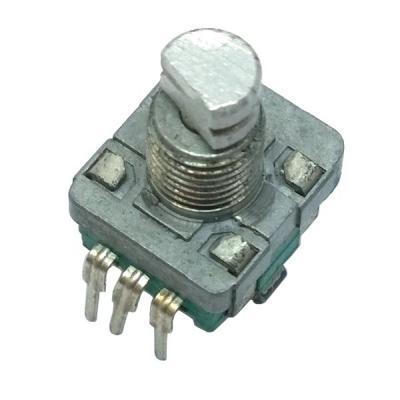 Энкодер 12x13 L=11mm с кнопкой