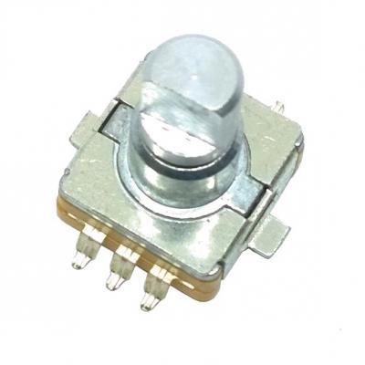 Энкодер EC11-1S-D5x4,5-L12 F-SMT с кнопкой