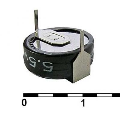 Ионистор 5R5D12F47H 0.47F 5.5V
