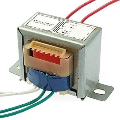 Трансформатор сетевой EI35*20 220v to 2x12v 2.5W