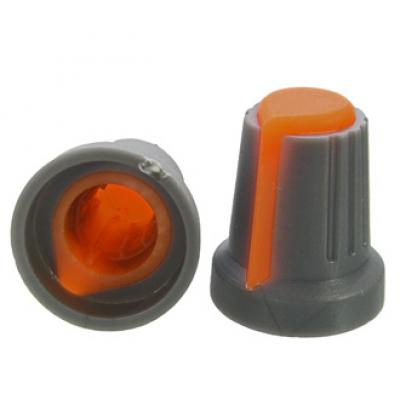 Приборная ручка RR4817 (6mm оранж.)