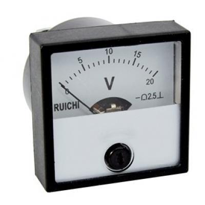 Вольтметр DC М42303 40х40 (аналог) 20VDC